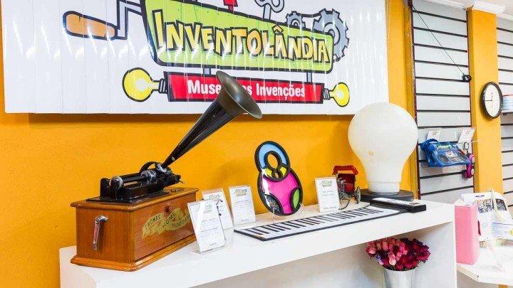 Museu das Invenções em São Paulo. Experiência recomendada no guia de atrações da cidade Viajo.City