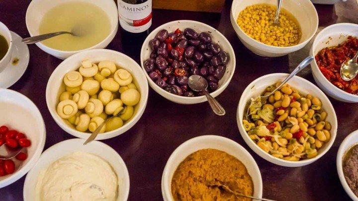 Di Cunto, italian food in São Paulo