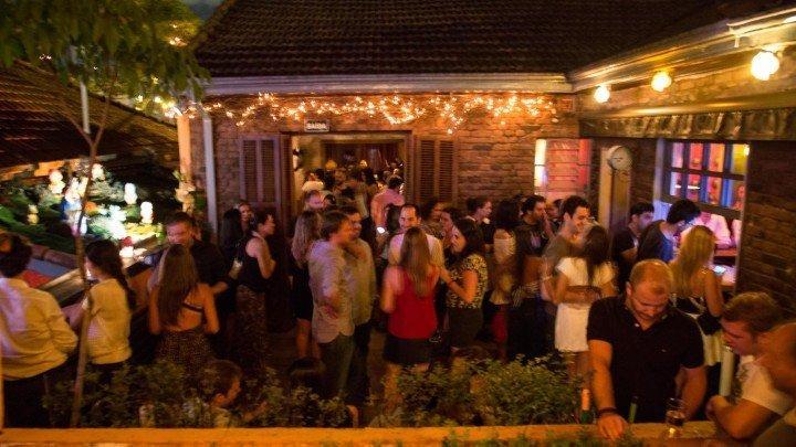 Casa 92: Nightclub in São Paulo