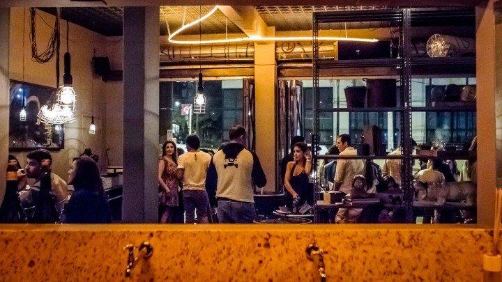 Conservatorium bar in São Paulo